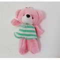TB0032-bear teddy with bow tie