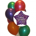 BB1094-Star Balloons