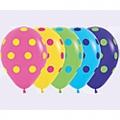 BB1075-singapore 12 inch polka dots balloons
