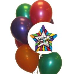 BB1051-singapore 1st birthday balloons