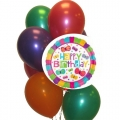 BB0805-happy birthday balloons