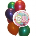 BB0806-happy birthday balloons