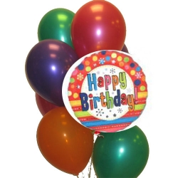 BB0808-happy birthday balloons