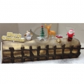 CX0512-gold dust log cake