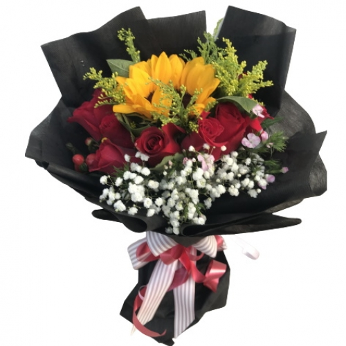 Singapore florist flowers cakes balloons wines delivery in Singapore