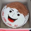 GF0009-I Love Brother Cake