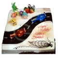 GF0026-Children car cake