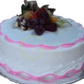GF0064-Classic White Cake