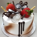GFP0324-300gm cake chocoline cake