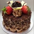 GFP0332-300gm cake chocolate cake