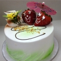 GFP0331-300gm cake couple cake