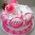 GFP0327-300gm cake pink cake