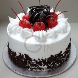 GFP0126-300gm cake blackforest cake