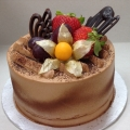 GFP0329-300gm cake chocolate cream