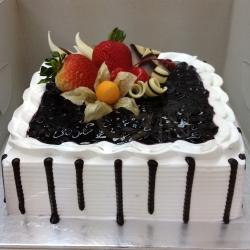 GF0330-premium blueberry cake