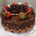 GF0332-chocolate delights cake