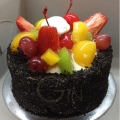 GFP0338-300gm chocolate cake
