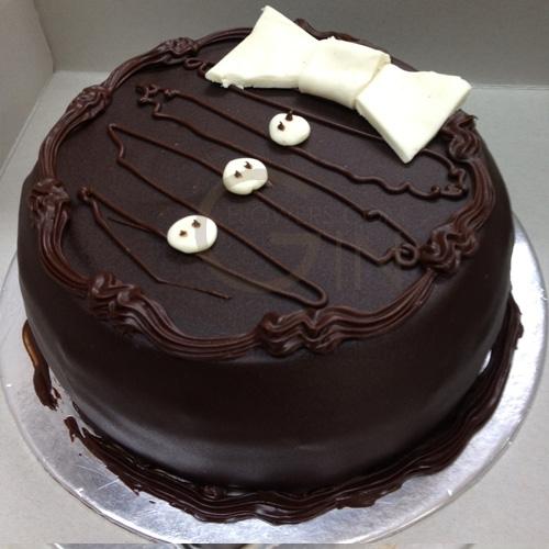 Gf0340 Full Chocolate Cake