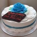 GF0354-a rose cake
