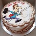 GF0355-running man cake
