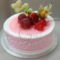 GF0530-pink sweetheart cake