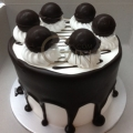 GFP0531-300gm black pearl cake