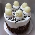 GFP0532-300gm white pearl cake