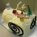 GFX0549-white chocolate xmas cake