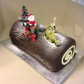 GFX0551-dark chocolate xmas cake
