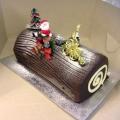 GFX0551-dark chocolate xmas cake