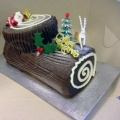 GFX0552-dark chocolate xmas cake