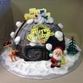GFX0552-eskimo dark choco xmas cake