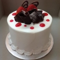GFP0568-300gm cake delivery