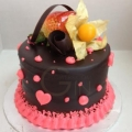 GFP0571-300gm cake delivery