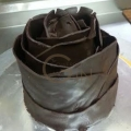 GF0603-rose chocolate cake delivery