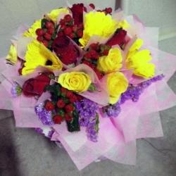 GF0615-flower bouquet delivery
