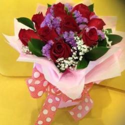 GF0618-flower bouquet delivery