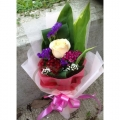 GF0625-my one flower delivery