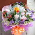 GF0643-singapore flower cakes delivery