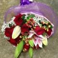 GF0957-flower bouquet singapore
