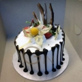 GFP0968-300gm birthday cake delivery