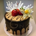 GFP0969-300gm birthday cake delivery