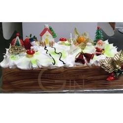 GF0972-christmas cake delivery