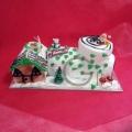0GF0973-christmas cake delivery