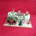 GF0974-christmas cake delivery
