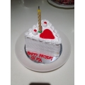 GFP1008-300gm cake delivery