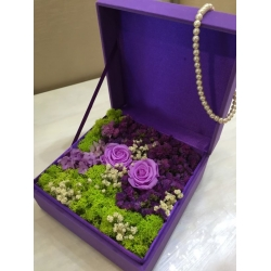 GF1104-forever flowers delivery