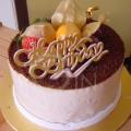OC0086-Tiramisu Cake