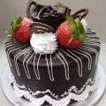 GFP0099-300gm Coated Chocolate Cake