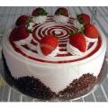 OC0144-Strawberry Chocolate cake
